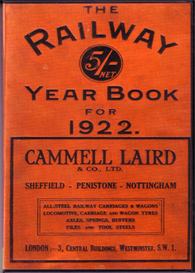 The Railway Year Book for 1922 | eBooks | Reference