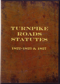 Turnpike Roads Statutes 1822-23 & 27 | eBooks | Reference