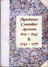 Manchester Constables' Accounts, 1612-1647 & 1743-1776 Volumes I, II & III | eBooks | Reference