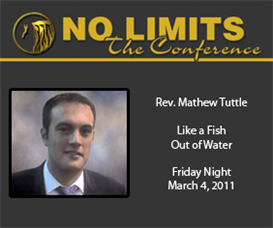 rev. matthew tuttle - like a fish out of water (audio)