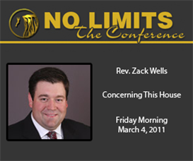 rev. zack wells - concerning this house (audio)