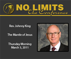 Rev. Johnny King - The Mantle Of Jesus (Audio) | Audio Books | Religion and Spirituality