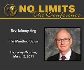 rev. johnny king - the mantle of jesus (audio)