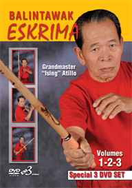 ESKRIMA ATILLO BALINTAWAK Vol-1,2&3 Download | Movies and Videos | Training