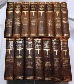 beacons of light history encyclopedia, volumes 1-11,13&14