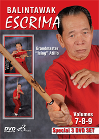 Atillo-Balintawak-ESKRIMA-Vol-7, 8 & 9-Video DOWNLOAD | Movies and Videos | Training