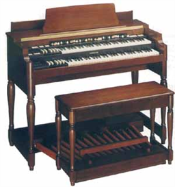 Drawbar Settings - From The A-Z Gospel Organ Video | Movies and Videos | Educational