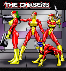 The Chasers Book One | eBooks | Fiction