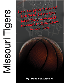 Missouri Tigers Basketball Playbook | eBooks | Sports
