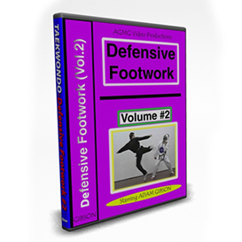 Defensive Footwork -Volume #2 | Movies and Videos | Fitness