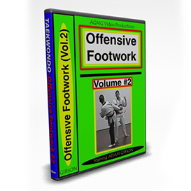 Offensive Footwork -Volume #2 | Movies and Videos | Fitness