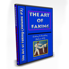 The ART of FAKING: Kicking & Punching (Volume #3) | Movies and Videos | Fitness