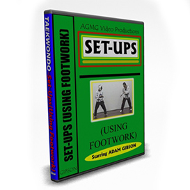 Set-Ups: Using Footwork | Movies and Videos | Fitness