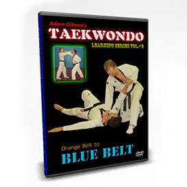 Taekwondo-Blue Belt Requirements-by Adam Gibson | Movies and Videos | Fitness