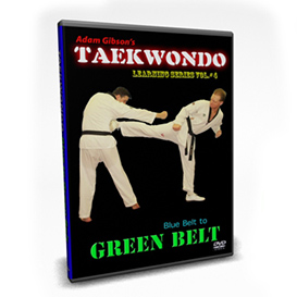 Taekwondo-Green Belt Requirements-by Adam Gibson | Movies and Videos | Fitness