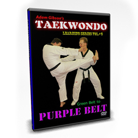Taekwondo-Purple Belt Requirements-by Adam Gibson | Movies and Videos | Fitness