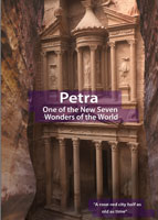 petra one of the new seven wonders of the world