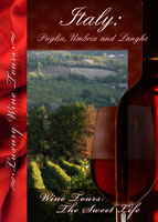 Wine Tours The Sweet Life Italy DVD Vision Films | Movies and Videos | Special Interest