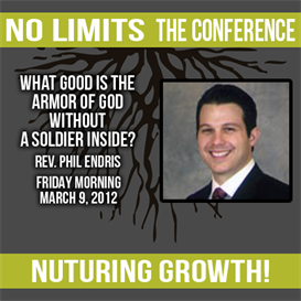rev. phil endris - what good is the armor of god without a soldier inside? (audio)