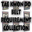 Taekwondo Belt Requirement Collection (8 Video Titles) -Download Version | Movies and Videos | Sports