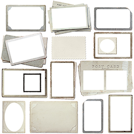 Paper Frames | Photos and Images | Textures