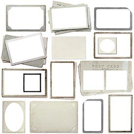 paper frames