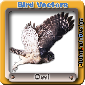 Owl Vectorpack1 | Other Files | Clip Art