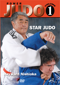 Nishioka-Vol-1-STAR POWER JUDO Download | Movies and Videos | Training