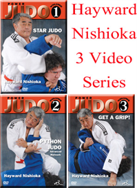 Nishioka Judo 3 Video Series hf-DOWNLOAD | Movies and Videos | Special Interest