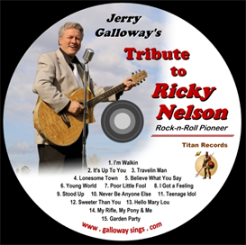 Tribute to Ricky Nelson