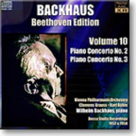 BACKHAUS Beethoven Edition Volume 10 - Concertos 2 and 3, Ambient Stereo MP3 | Music | Classical