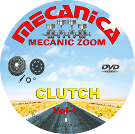 Vol-4 Mecanica CLUTCH Embrague de desmontaje | Movies and Videos | Educational