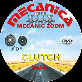 Vol-4 Mecanica CLUTCH Embrague de desmontaje | Movies and Videos | Educational