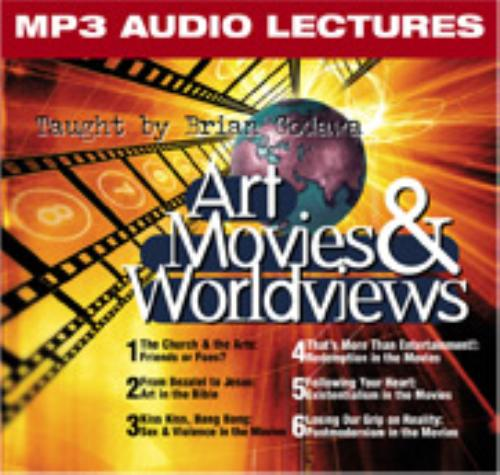 First Additional product image for - Audio - Art, Movies & Worldviews