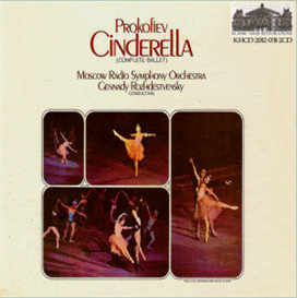 Prokofiev: Cinderella, Op. 87 - Complete Ballet - Moscow Radio Symphony Orchestra/Gennady Rozhdestvensky | Music | Classical