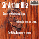 Bliss: Oboe Quintet - Clarinet Quintet -The Melos Ensemble of London - Gervase de Peyer, clarinet; Peter Graeme, oboe | Music | Classical