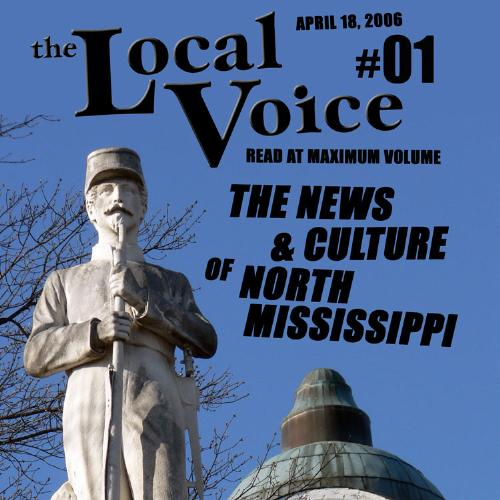 First Additional product image for - The Local Voice #1