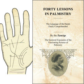 Forty Lessons in Palmistry Book | eBooks | Health