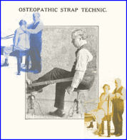 osteopathic strap technique