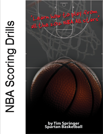 NBA Scoring Drills | eBooks | Sports