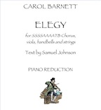 Elegy - Piano Reduction (PDF) | Music | Classical