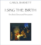 I Sing the Birth (PDF) | Music | Classical