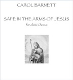 Safe in the Arms of Jesus (PDF) | Music | Classical