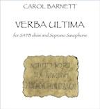 Verba Ultima (PDF) | Music | Classical