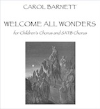Welcome All Wonders (PDF) | Music | Classical