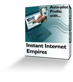 Instant Internet Empires | eBooks | Business and Money