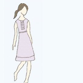 dressdownloads 1960dress pattern *FREE*