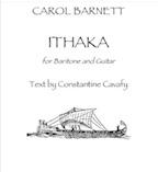 Ithaka (PDF) | Music | Classical