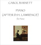 Piano (After D.H. Lawrence) (PDF) | Music | Classical