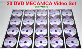 MECANICA Motores Vol-9,10,11,12,13 & 14 Video DOWNLOAD | Movies and Videos | Special Interest